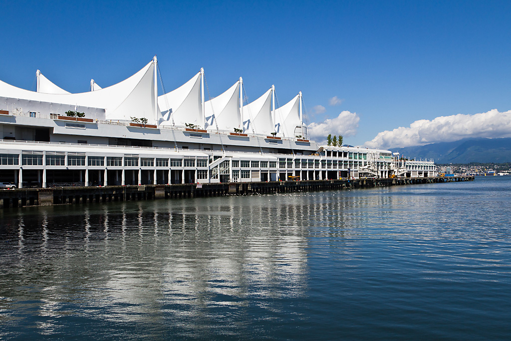 Canada Place Vancouver Canada Place Is A Building