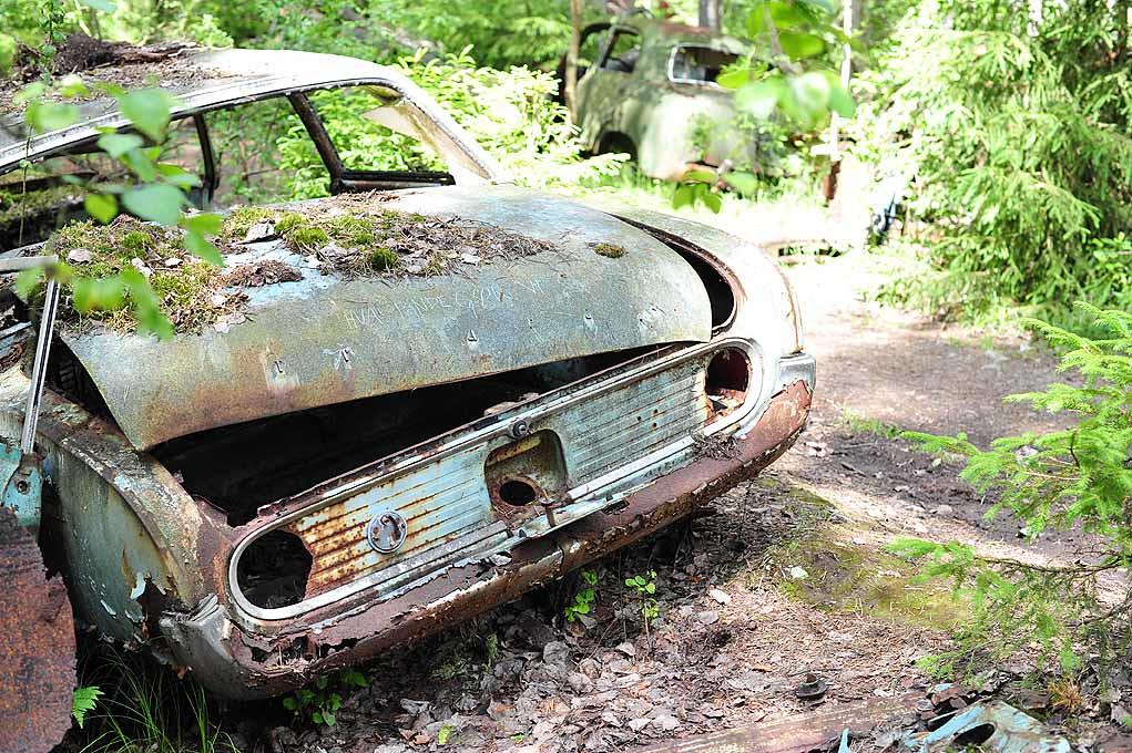 009 ford at kyrkomosse junk heap 40 50 year old cars at ky flickr. Black Bedroom Furniture Sets. Home Design Ideas