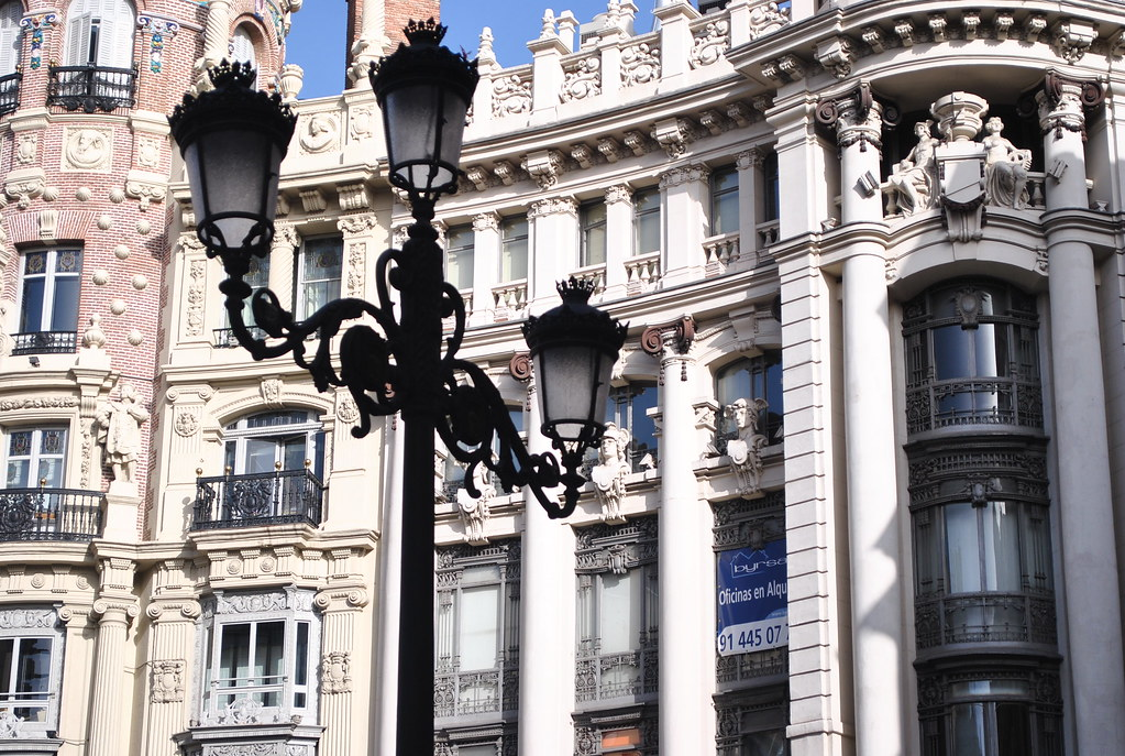 Madrid plaza de canalejas edificio meneses omar carbajal flickr - Canomar madrid ...