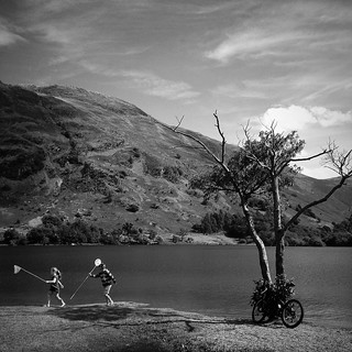 Fishing At Jenkins Field, Ullswater, Cumbria | by Grangefirth