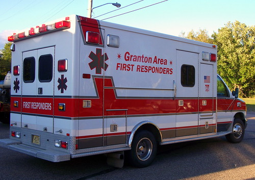 Granton Area First Responders Ambulance. | by dccradio