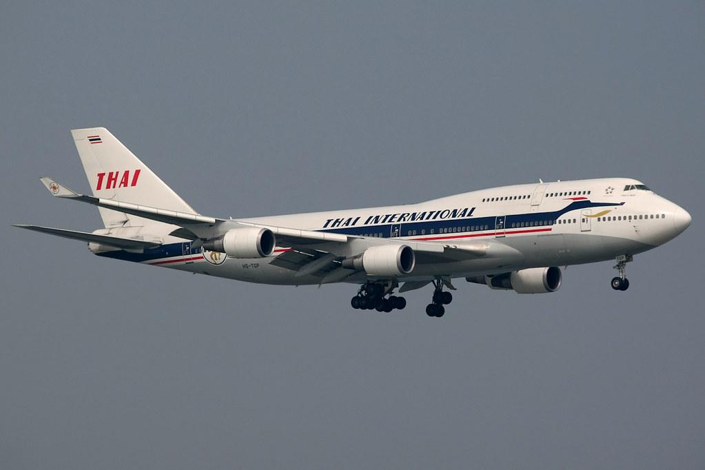 Boeing 747 Thai Airways Thai Airways   Boeing