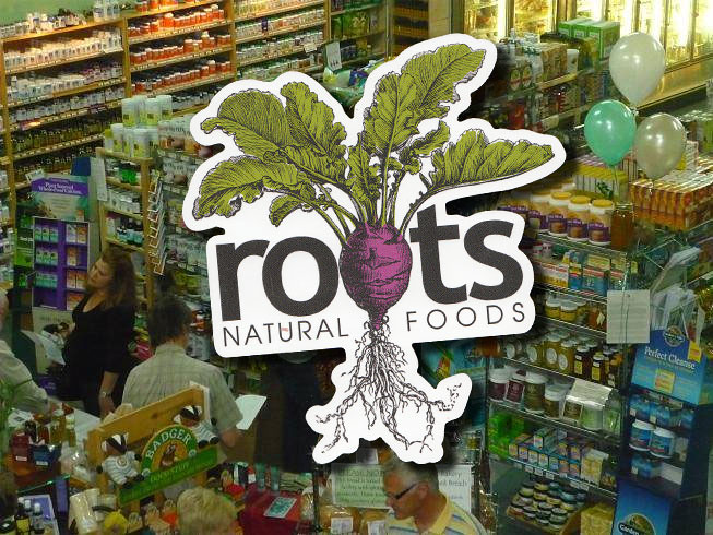 Roots Natural Foods Facebook