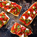 Homemade Frozen French Bread Pizzas