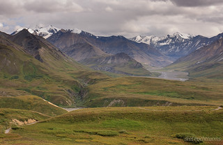 View from Eielson Visitor Center | by dieLeuchtturms