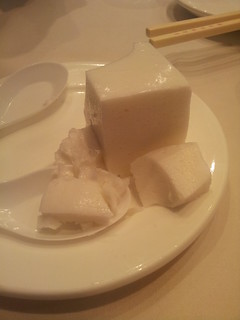 Yum Cha coconut jelly | by phonakins