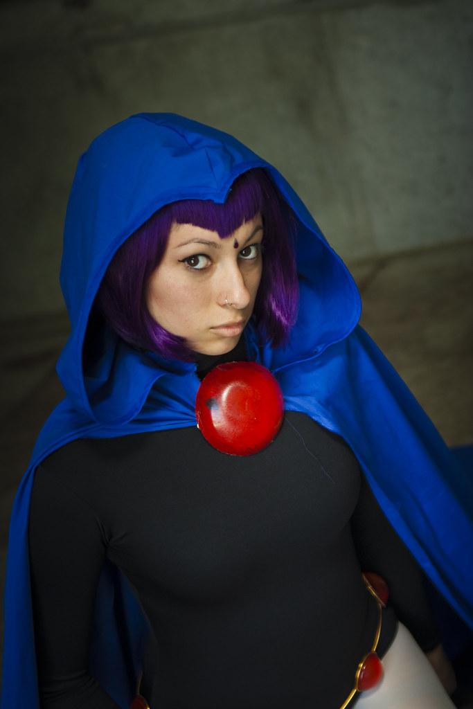Ax 2012 Teen Titans Raven  Gamefan23 Jason E  Flickr