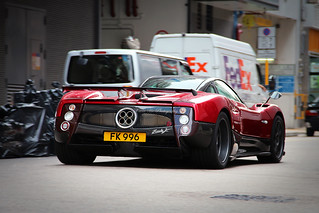 Pagani Zonda F, Kowloon Bay, Hong Kong | by Kevin Ho 車 Photography