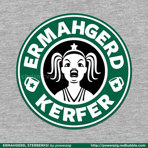 ERMAHGERD | by powerpig