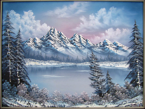 Bob Ross Paintings For Sale Ebay