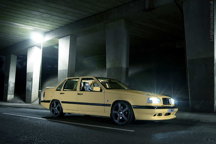 Volvo 850 T5-R | OK, so Volvos are an unlikely car for the m… | Flickr