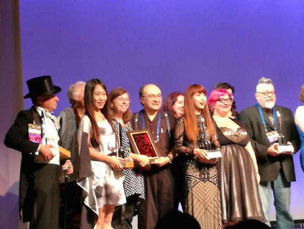 After Liu cixin, Hao Jingfang Beijing, folded, and then won the Hugo Award