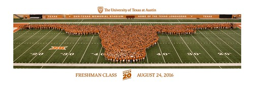 Class of 2020 final poster | by UT Austin