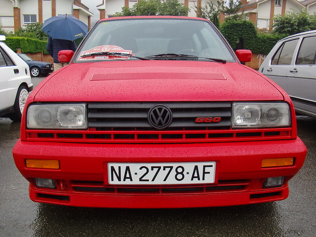 VW GOLF G60