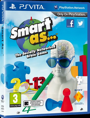 Smart As… for PS Vita | by PlayStation Europe