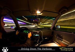 Driving Down The Darkness | by Pyranha Photography | 1250k views - THX