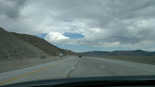 I-580 north Nevada new hwy | by glitzypursegirl