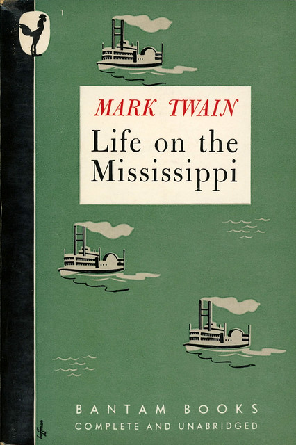 mark twain has introduce america to life on the mississippi (1883) this is twain's memoir of his youthful years as a cub pilot on a steamboat on the mississippi river twain used his childhood experiences growing up along the mississippi in a number of works, including the adventures of tom sawyer and the adventures of huckleberry finn, but nowhere is the river and the pilot's life more thoroughly described than in this work.