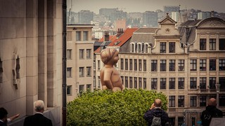 The Giant Manneken Pis (Balloon's Day Parade) | by Gilderic Photography