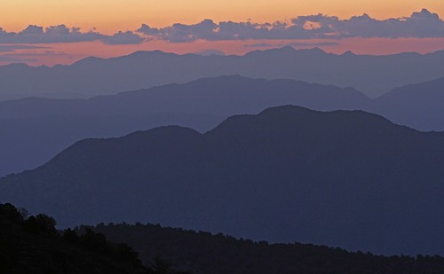 Sunrise in the White Mountains | by Ron Wolf
