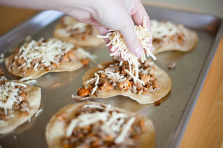 Making Wild Mushroom Tostadas | by teenytinyturkey