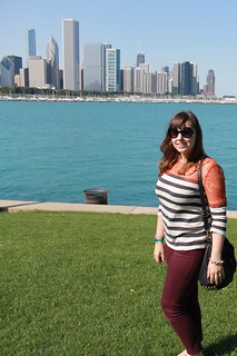 Our trip to Chicago | by Célèste of Fashion is Evolution