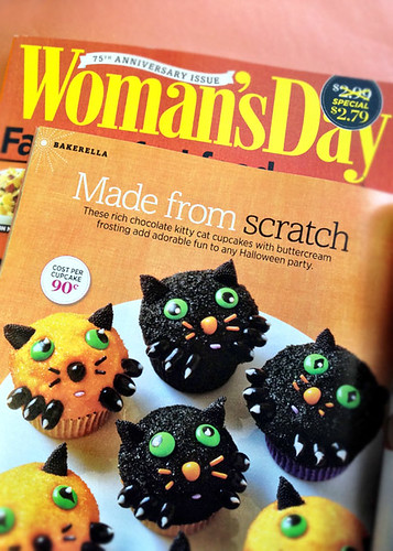 Cat Scratch Cupcakes | by Bakerella
