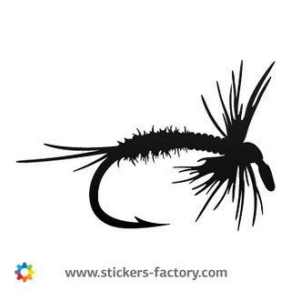Stickers-Factory-Decal-Lure-Flies-05913 | by Stickers-Factory