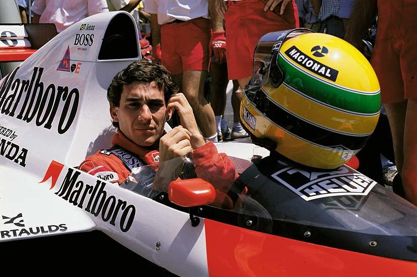 world champ ayrton senna 1990 world formula one champion flickr. Black Bedroom Furniture Sets. Home Design Ideas
