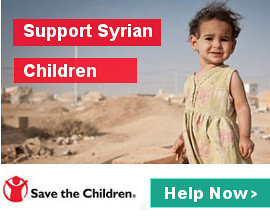 Save the Children Syria banner   Banner for Save the ...