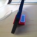 Kickstand with iPhone 5