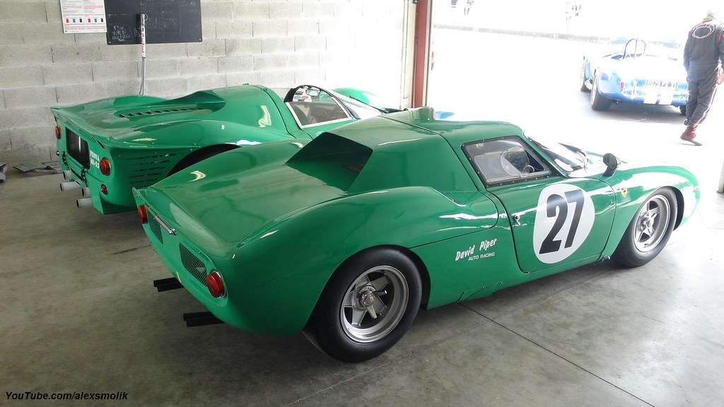 David Piper 1 David Piper S Cars Ferrari 250 Lm And