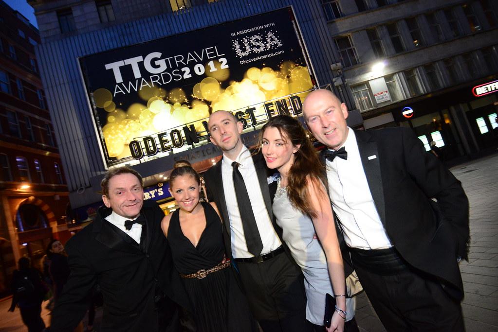 TTG Awards 2012. | TTG Awards 2012. Laurie Milne, Black ...