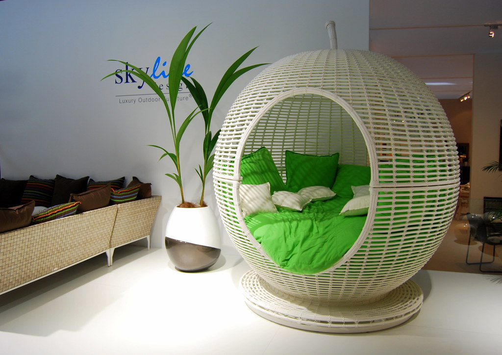 Skyline design feria habitat valencia 2012 mueble de - Habitat muebles espana ...