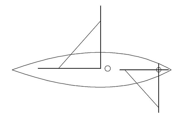 Building my Sailboat Carina from scratch 8064231270_db0f9e6266_z