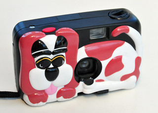Novelty Dog Camera