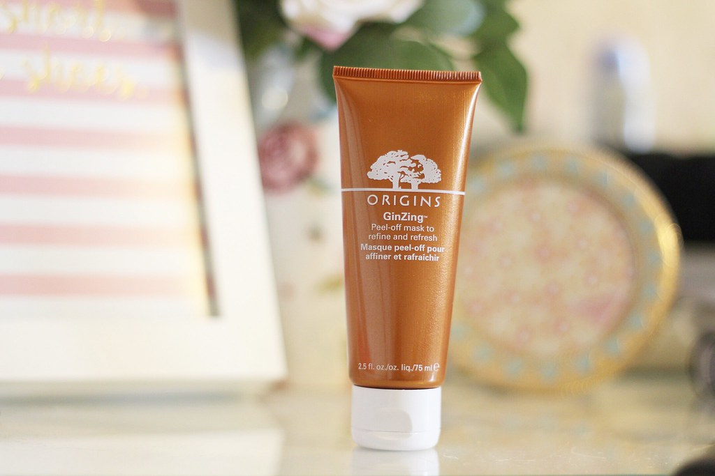 Origins GinZing Peel-Off Mask Review