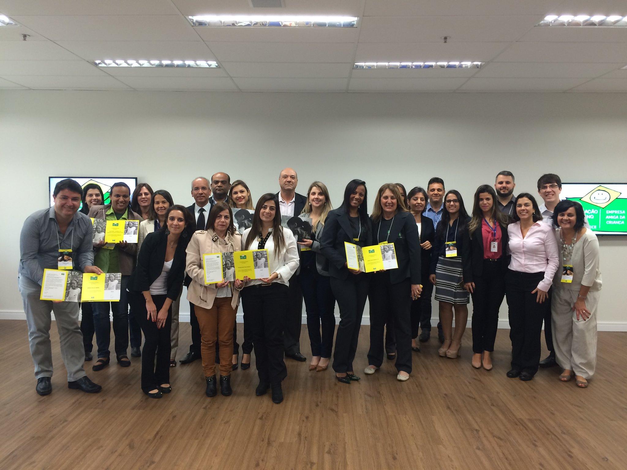 Encontro das Empresas Amigas da Criança de Minas Gerais e região