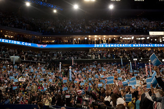The DNC Convention night—Charlotte September 6th | by Barack Obama