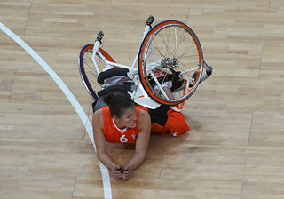 Wheelchair Basketball | by smokeghost