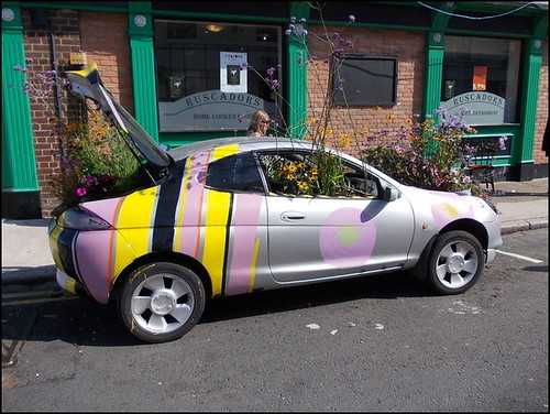 Flower Car. 2 | by ** Janets Photos **
