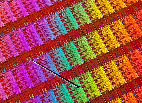 Intel Haswell Chip | by IntelFreePress