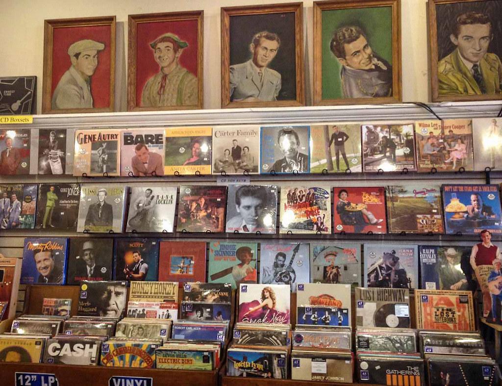 Ernest Tubb Record Shop Est 1947 Interior 1 417 Broa