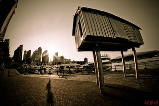 Coal harbour port - Vancouver | by Tiwy CHAN