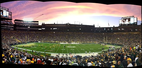 Packer/Bears game 2012 | by chrisbastian44