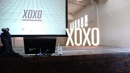 xoxo stage | by timoni