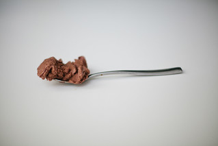 The milkiest chocolate ice cream | by Vanilla and lace