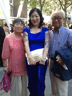 Margaret Cho & Parents | by Margaret Cho
