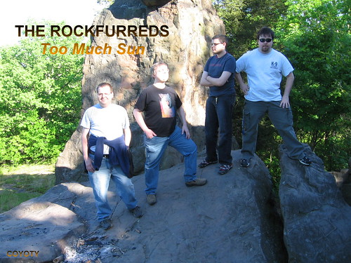 The Rockfurreds: Too Much Sun | by Coyoty