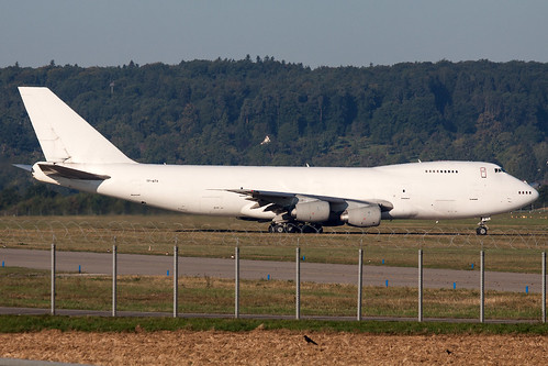 Air Atlanta Icelandic Boeing 747-200(SF) TF-ATX | by albspotter